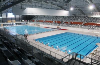 SportstarZ swimming pool