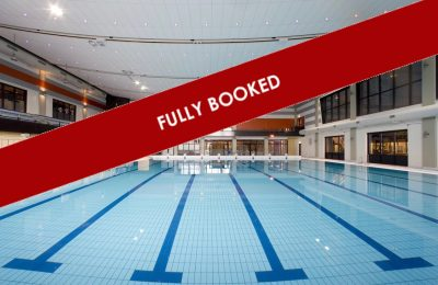 Heerenveen fully booked